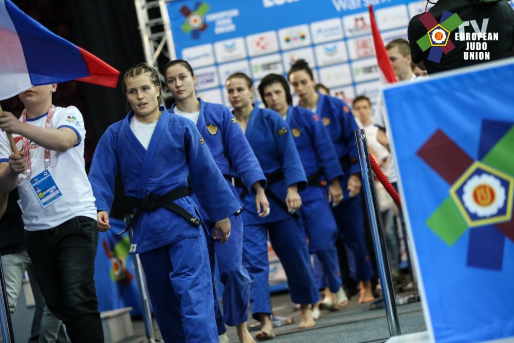 RUSSIAN COPPER COMPANY EUROPEAN MIXED TEAM JUDO CHAMPIONSHIPS