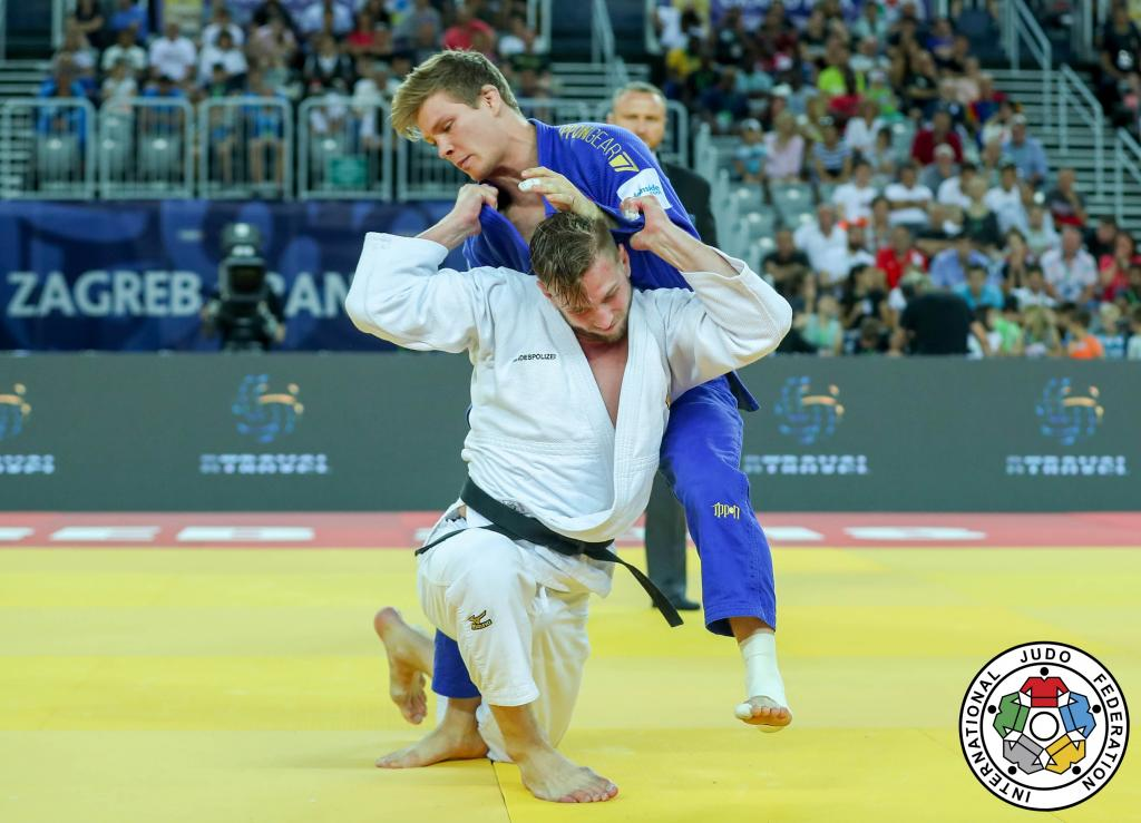 ZAGREB GOLD BRINGS WORLD CHAMPIONSHIP PLACE STEP CLOSER FOR RESSEL