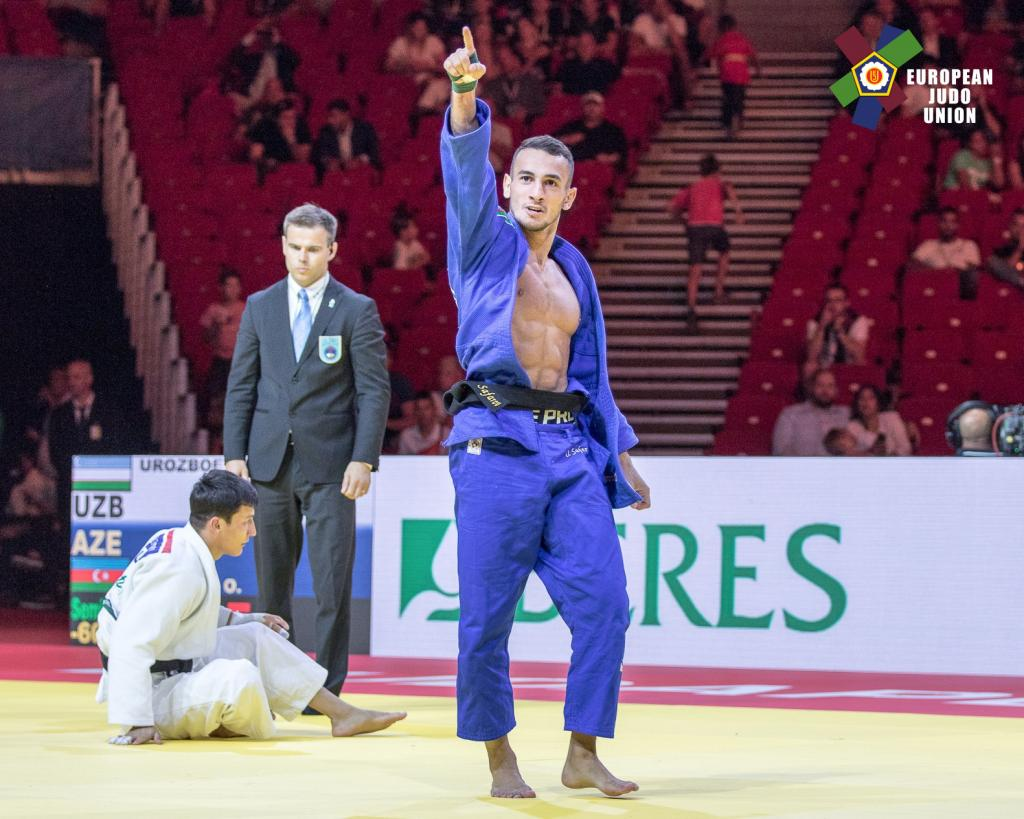 #JUDOWORLDS2018 PREVIEW DAY 1