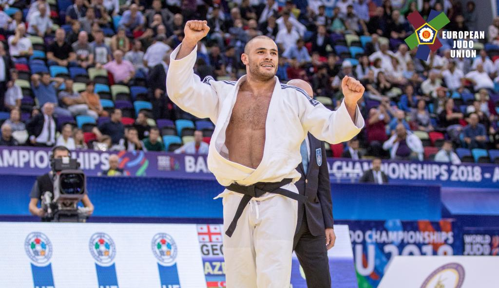 TUSHISHVILI TAKES TEDDY'S TITLE