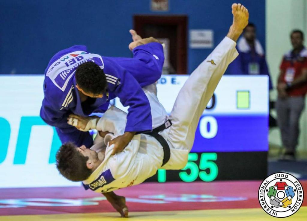 EUROPEANS TAKE ALL FOUR GOLDS ON DAY TWO OF CANCUN GRAND PRIX
