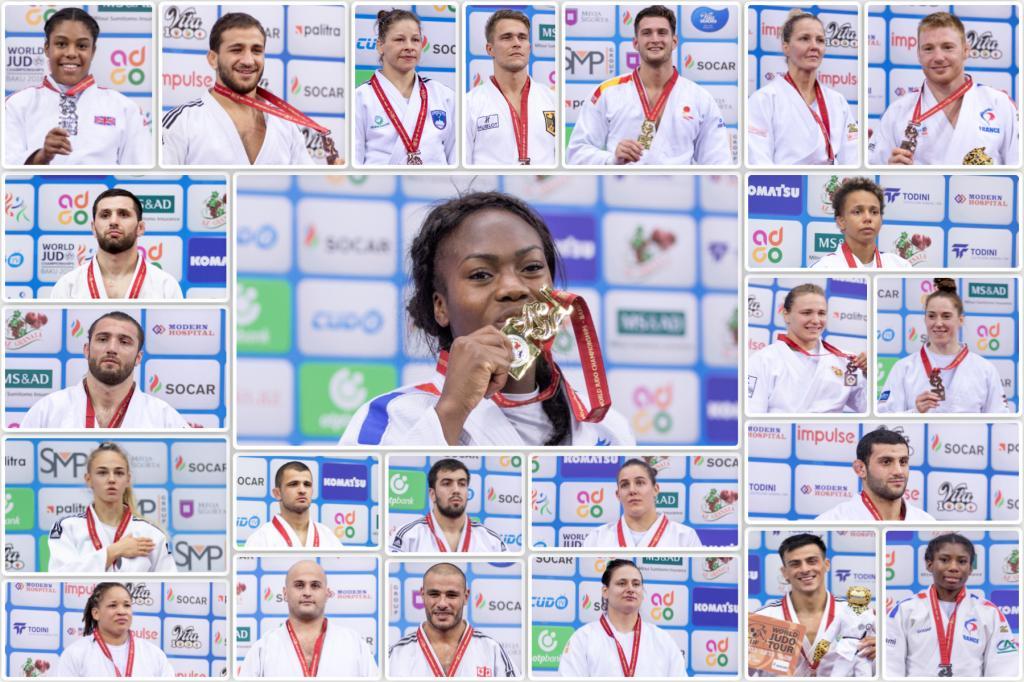 WORLD JUDO CHAMPIONSHIPS 2018: TOP TEN FACTS