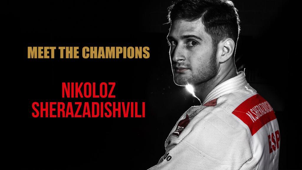 MEET THE CHAMPIONS: NIKOLOZ SHERAZADISHVILI