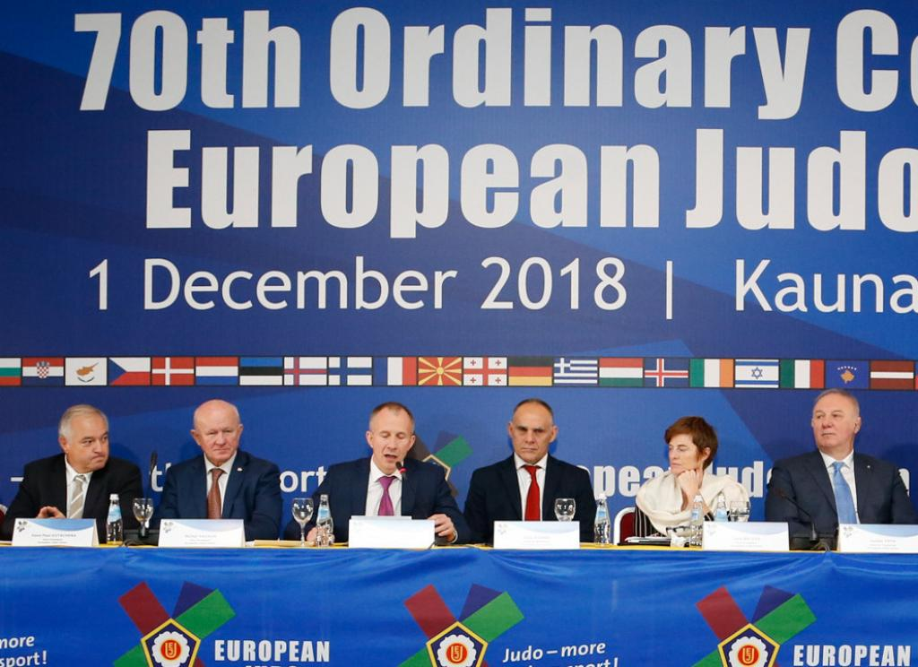 70TH ORDINARY CONGRESS OF THE EJU