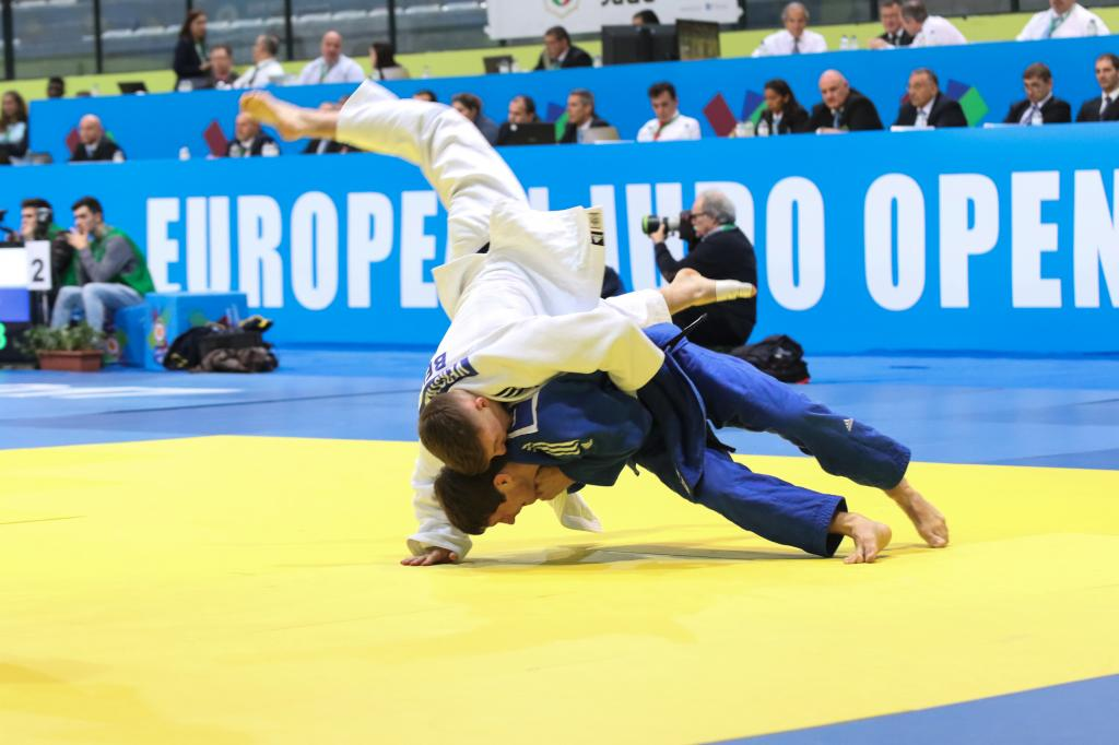 ODIVELAS INITIATES THE EUROPEAN JUDO CALENDAR