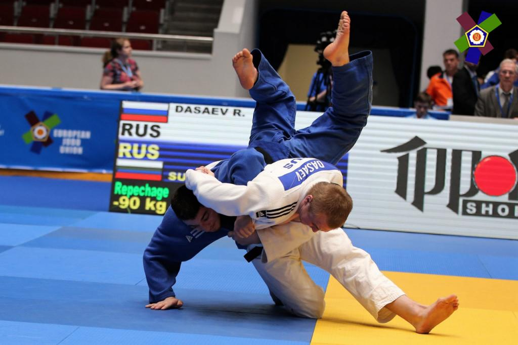 CADETS, JUNIORS AND SENIORS IN ACTION ACROSS EUROPE