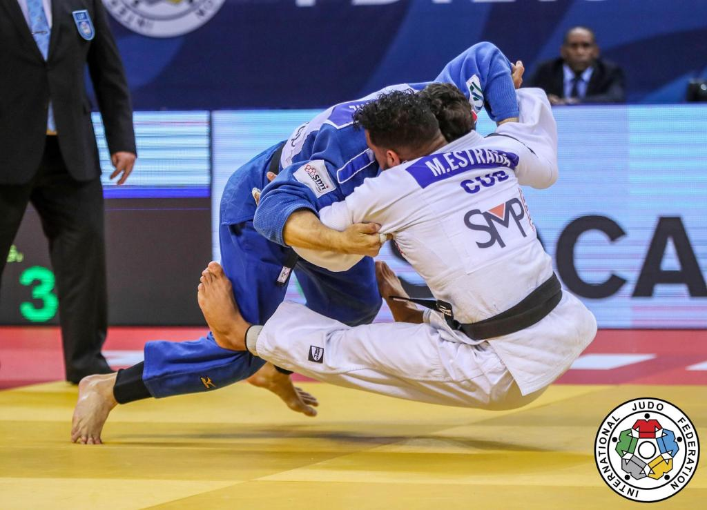 CHAINE AT LAST FINDS TOP SPOT IN TBILISI WITH FIRST EVER GRAND PRIX GOLD