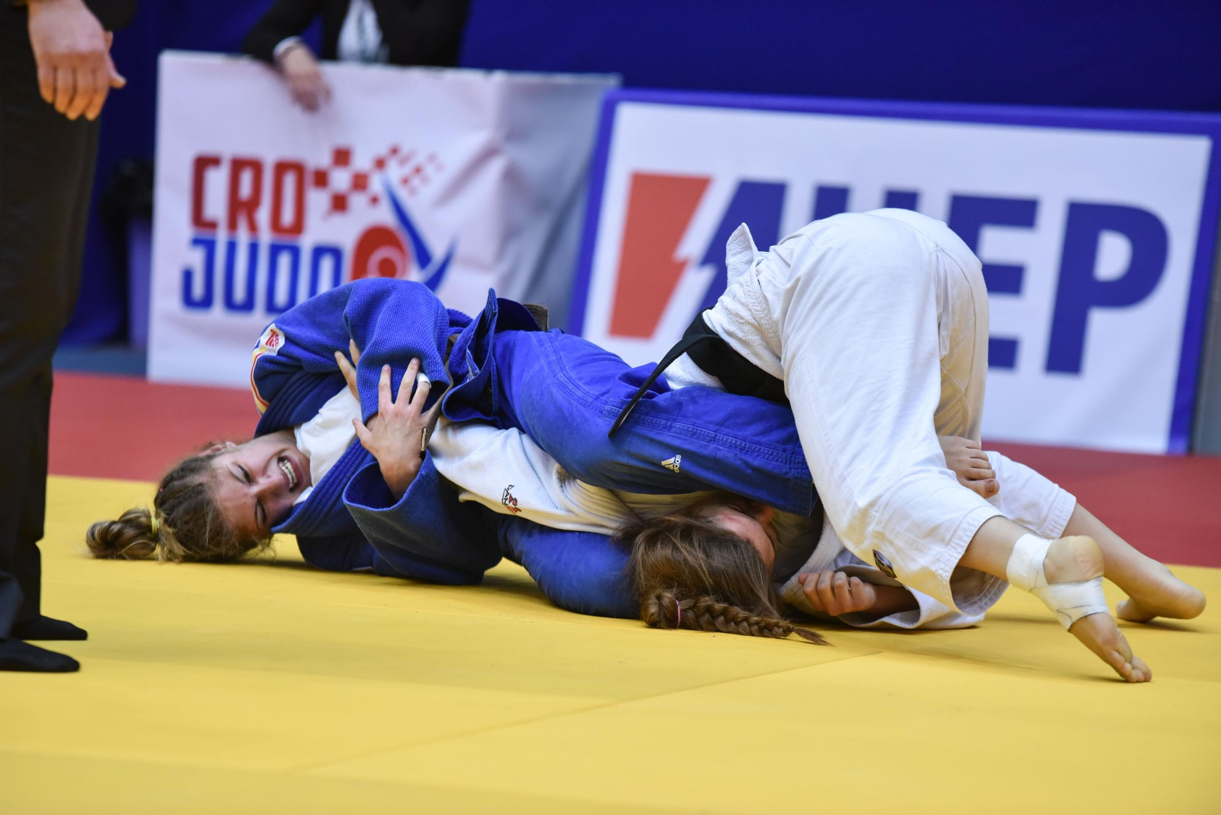 CROATIA TO WELCOME BACK ATHLETES FOR ZAGREB EUROPEAN OPEN