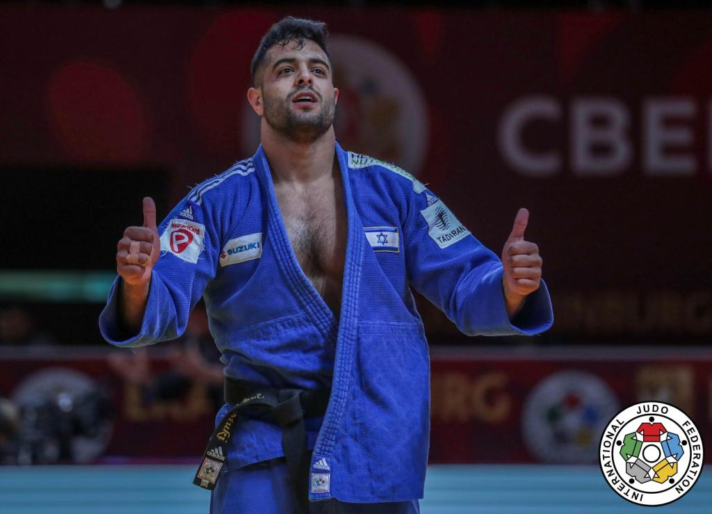 MUKI SHOWS HIS CLASS AS HE COLLECTS THIRD GRAND SLAM GOLD