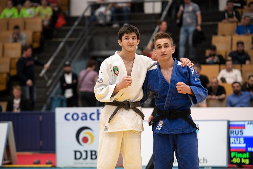 UNSTOPPABLE RUSSIAN YOUTH AHEAD OF CADET EUROS