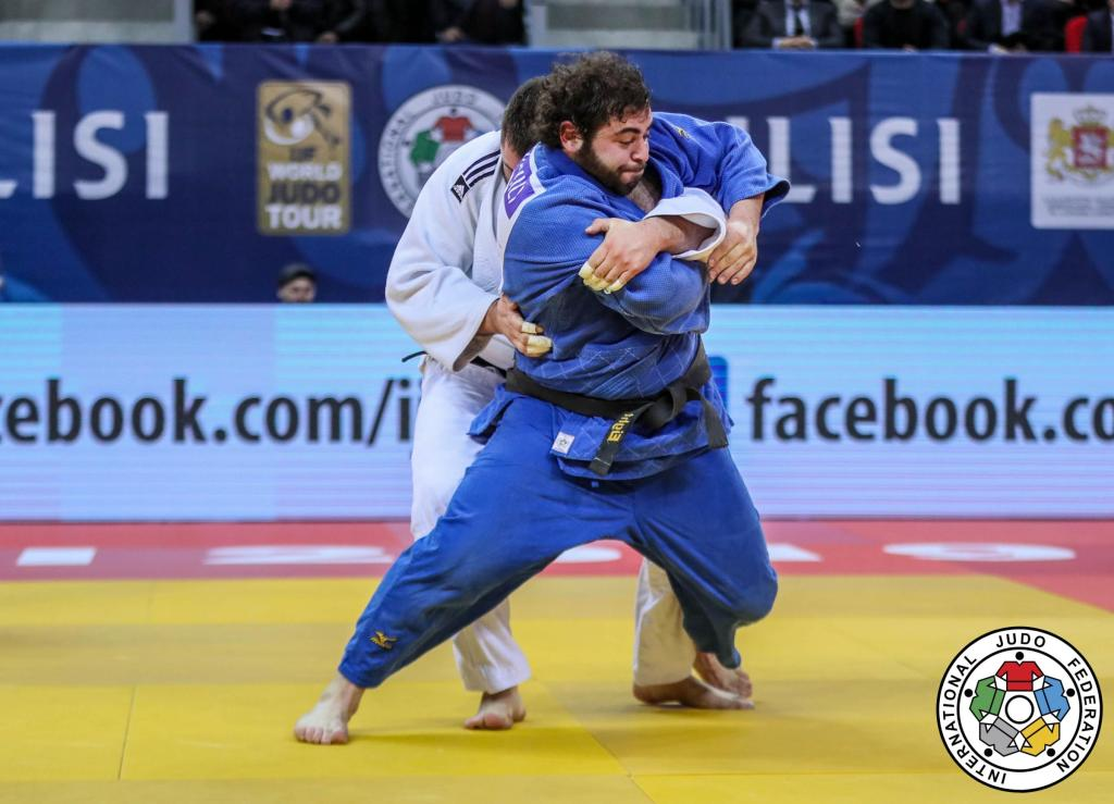 MATIASHVILI GRABS SECOND TBILISI GRAND PRIX GOLD