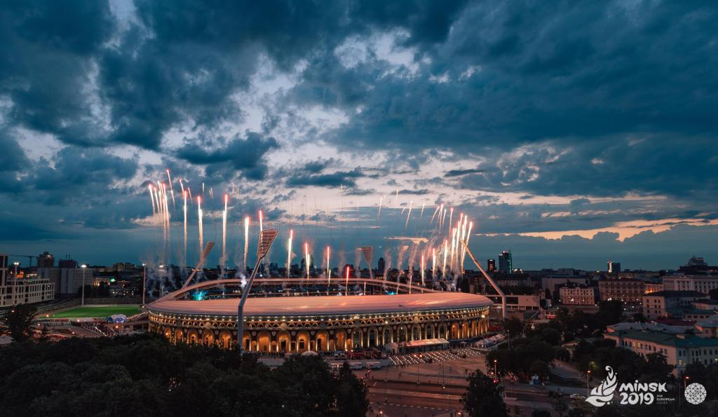 JUDOKA LED 12 OF THE 50 COUNTRIES DURING OPENING CEREMONY
