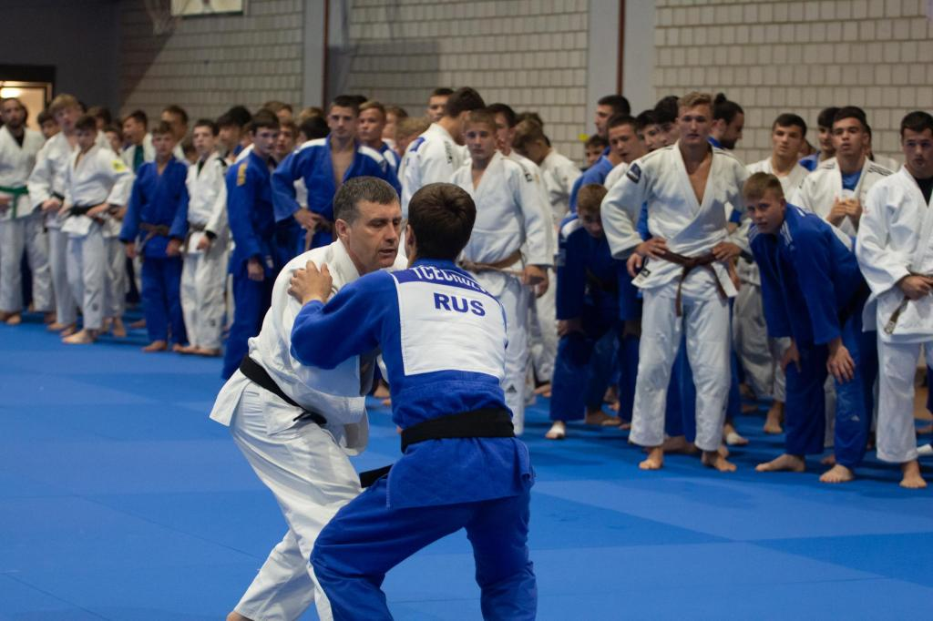 CADET EUROPEAN CHAMPIONSHIPS IS THE FOCUS FOR CADET CAMP