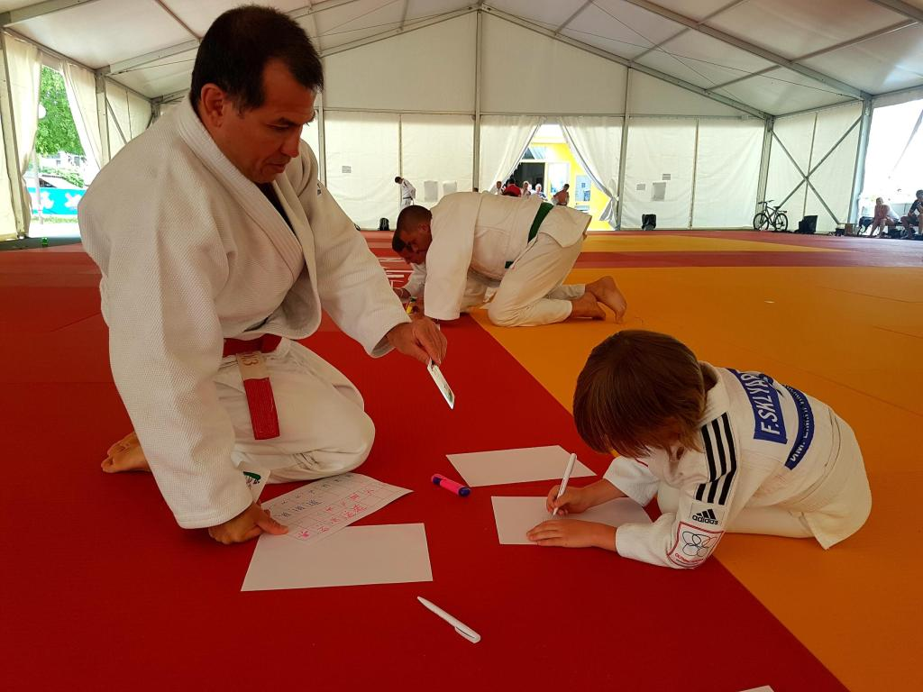 WHAT, WHEN AND WHERE? #JUDOFESTIVAL2019
