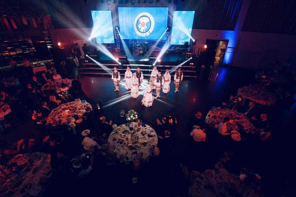 EUROPEAN GAMES 2019 WAS HOST TO EJU GALA DINNER
