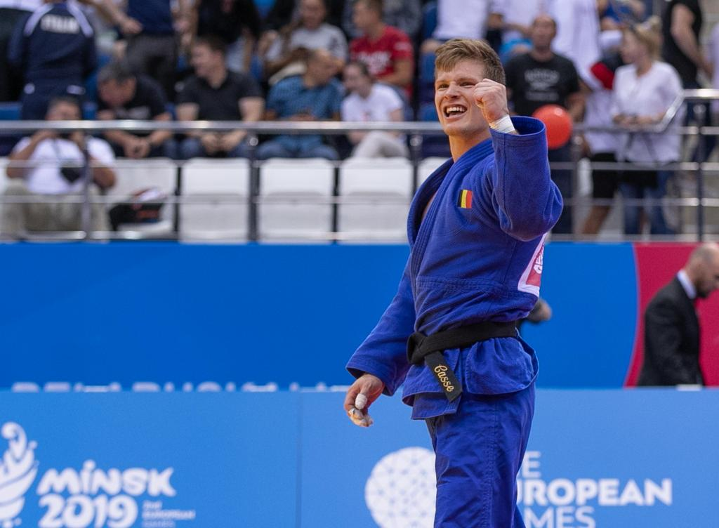 CASSE CROWNED CHAMPION OF EUROPE