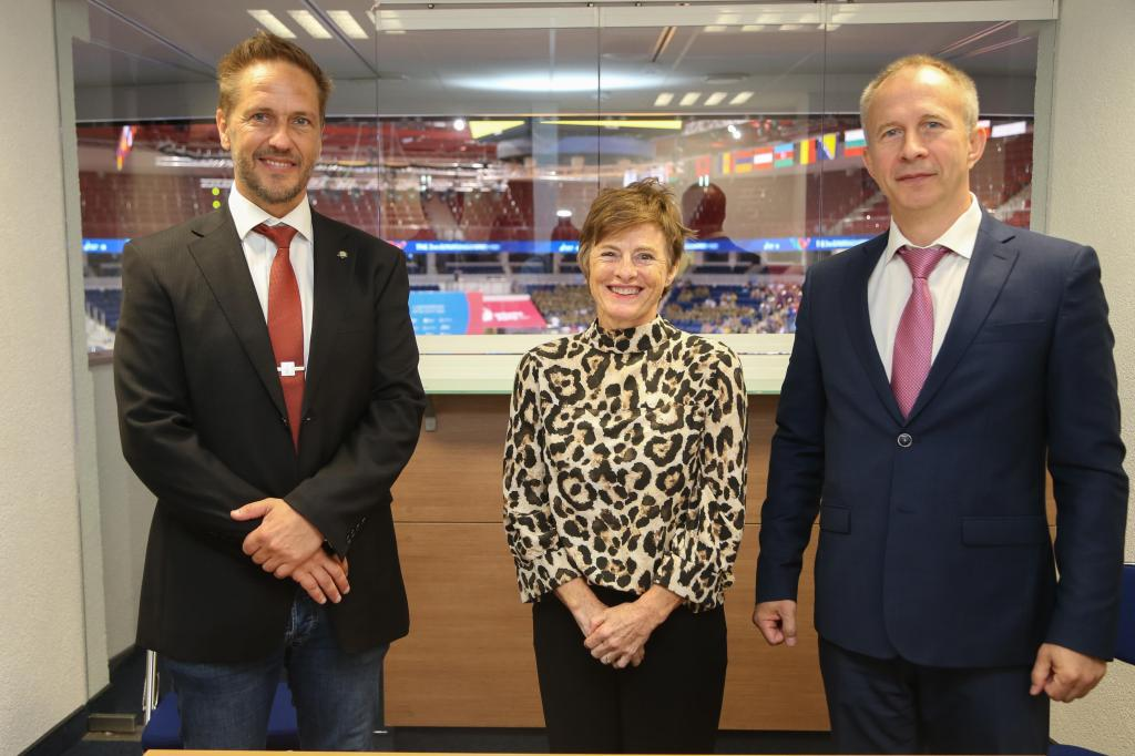 'JUDO UKEMI LESSONS AT SCHOOL' PROJECT TO BE IMPLEMENTED BY NORWEGIAN JUDO FEDERATION