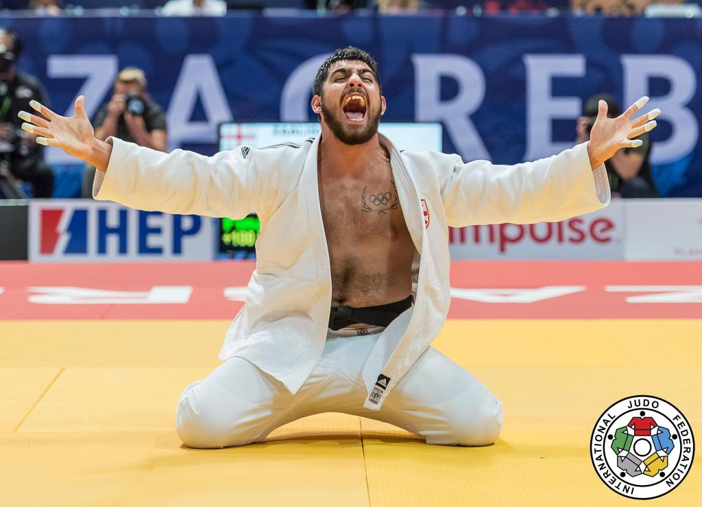 ZAALISHVILI STUNS IN ZAGREB GRAND PRIX THRILLER
