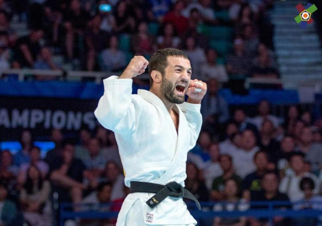 EUROPE TAKE THE CROWNS ON DAY ONE OF THE WORLD CHAMPIONSHIPS IN TOKYO