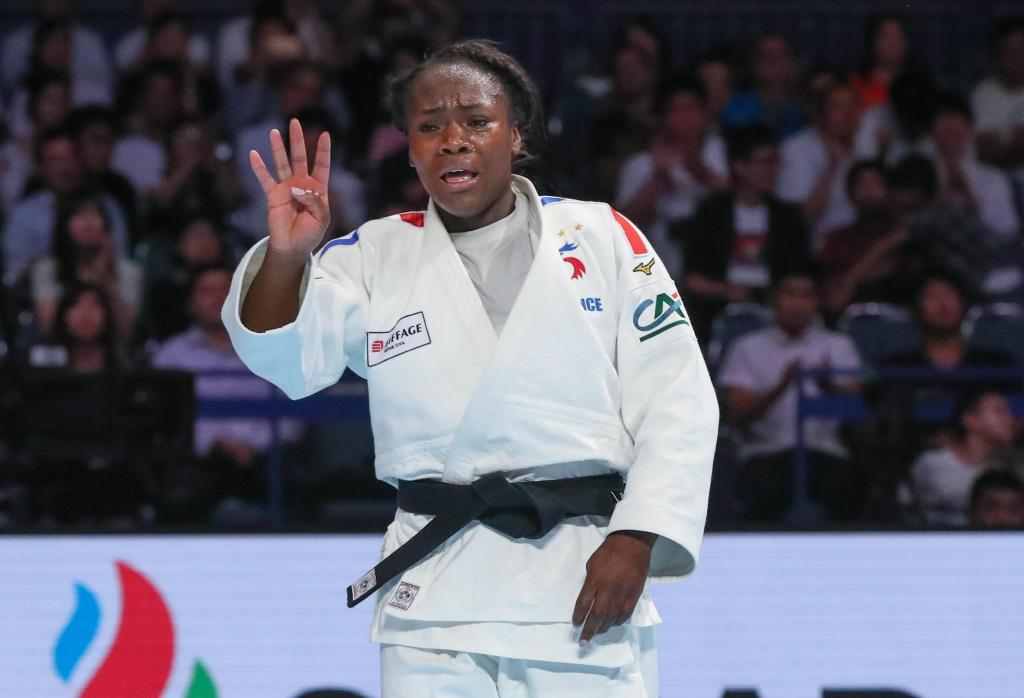 AGBEGNENOU ENTERS THE FRENCH HISTORY BOOKS WITH FOURTH WORLD TITLE