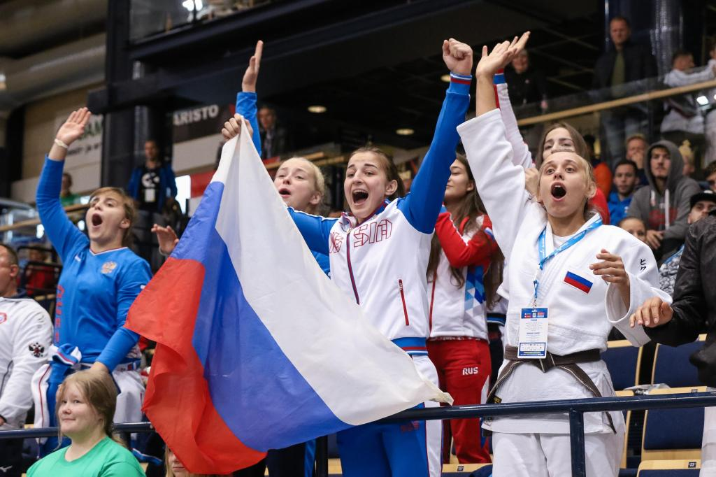 RUSSIA RETAIN MIXED TEAMS TITLE IN JUNIOR EUROPEAN CHAMPIONSHIPS