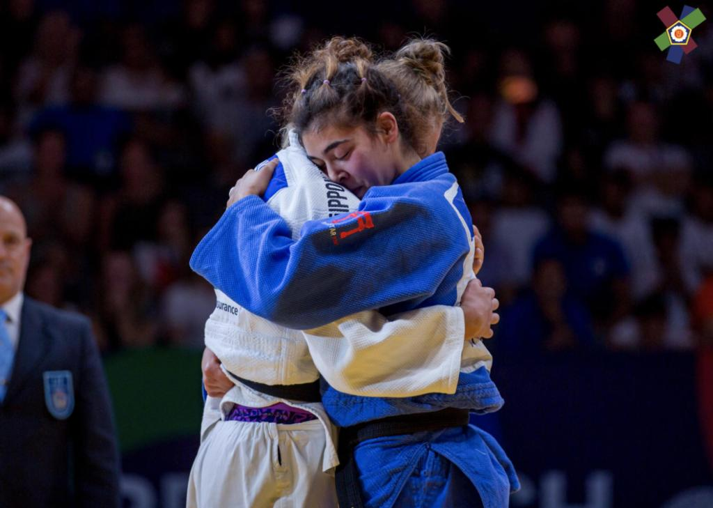EUROPE TAKE TEN MEDALS AS JAPAN SWEEP ALL FOUR GOLD