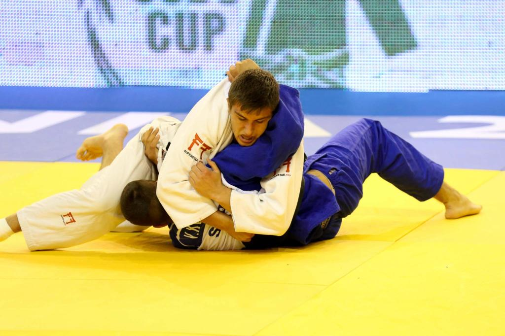 TSOUTLASVILI ACHIEVES FIRST GLORY FOR GREECE