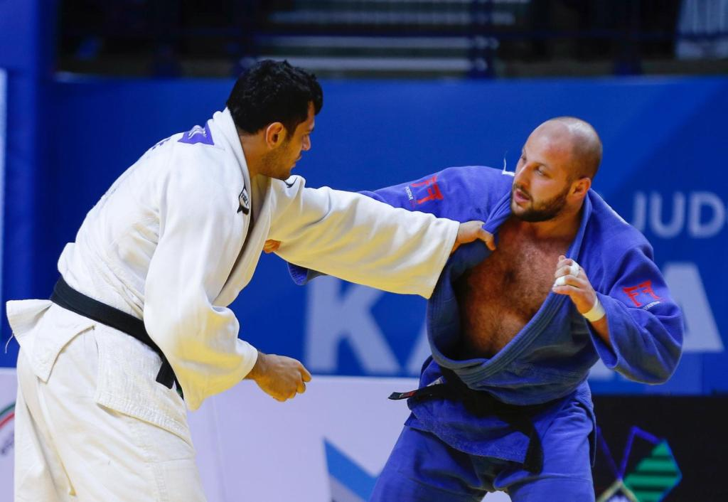 TOP ATHLETES RETURN IN TALLINN TO EARN POINTS FOR TOKYO