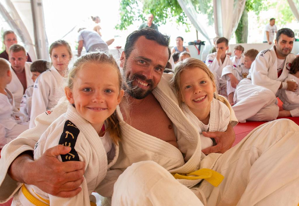 KIDS FAMILY CAMP EXTENDED FOR JUDO FESTIVAL 2020