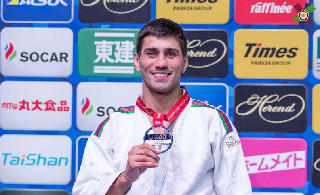 TOP-PLAYER: ORUJOVS AZERI STRENGTH TOPS THE TABLE IN -73KG