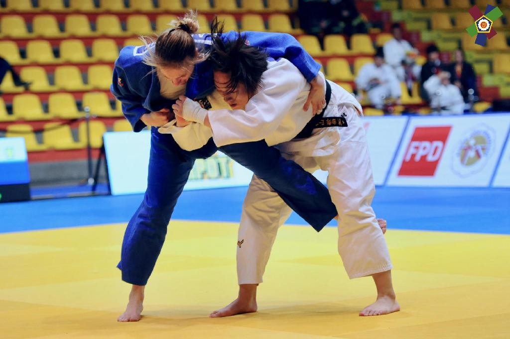 POGACNIK TAKES SOLE GOLD FOR EUROPE IN BRATISLAVA OPEN