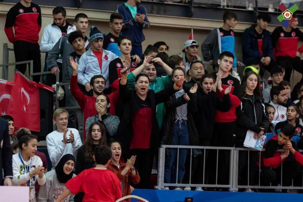 TURKISH CADET TEAM STORMS ANTALYA CADET CUP