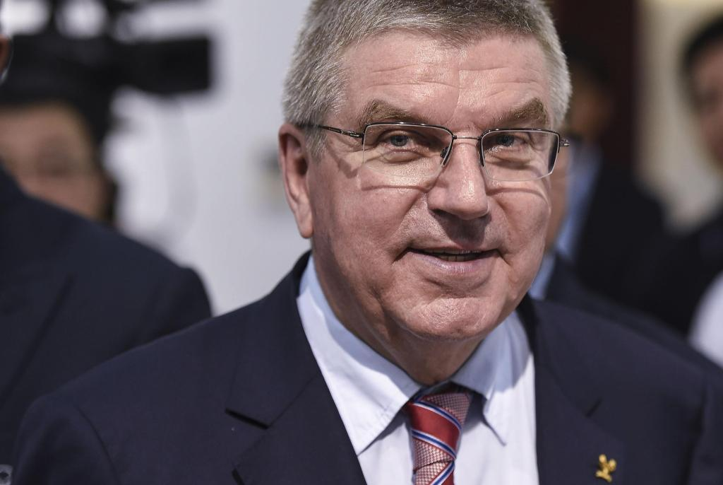 OLYMPIC GAMES 2020: LETTER FROM THE IOC PRESIDENT BACH