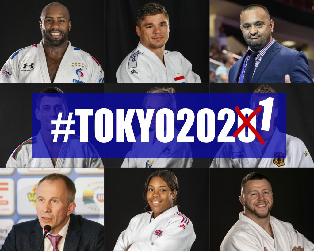 #TOKYO2021 - POINTS OF VIEW FROM THE JUDO FAMILY