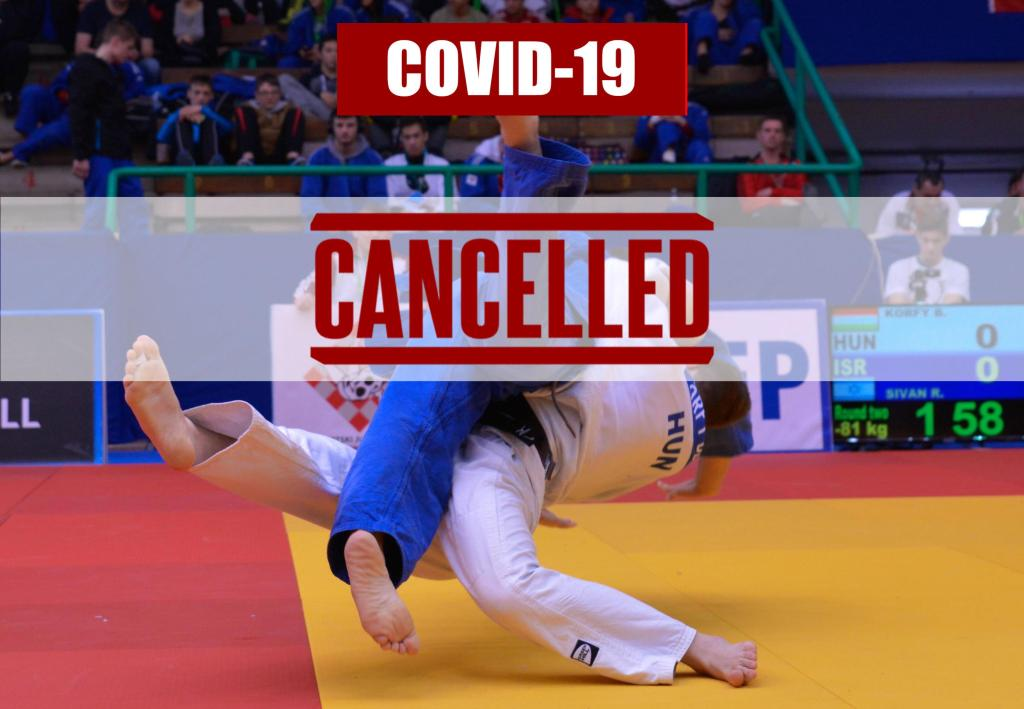 CADET CUP IN ZAGREB CANCELLED