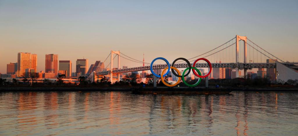 OLYMPIC GAMES POSTPONED TO 2021