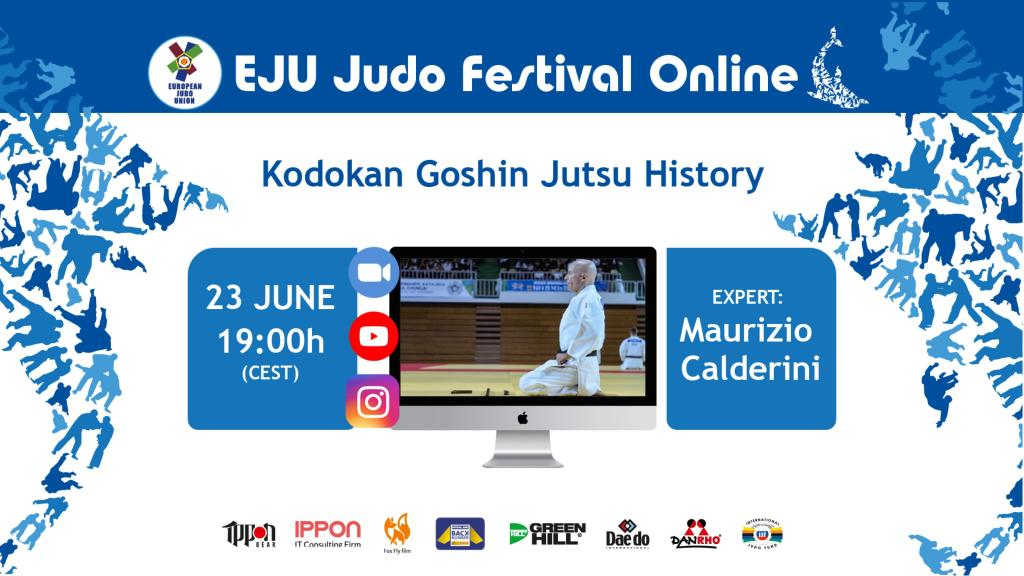 NEW TEACHERS AT THE HELM OF KATA CLASSES IN JUDO FESTIVAL