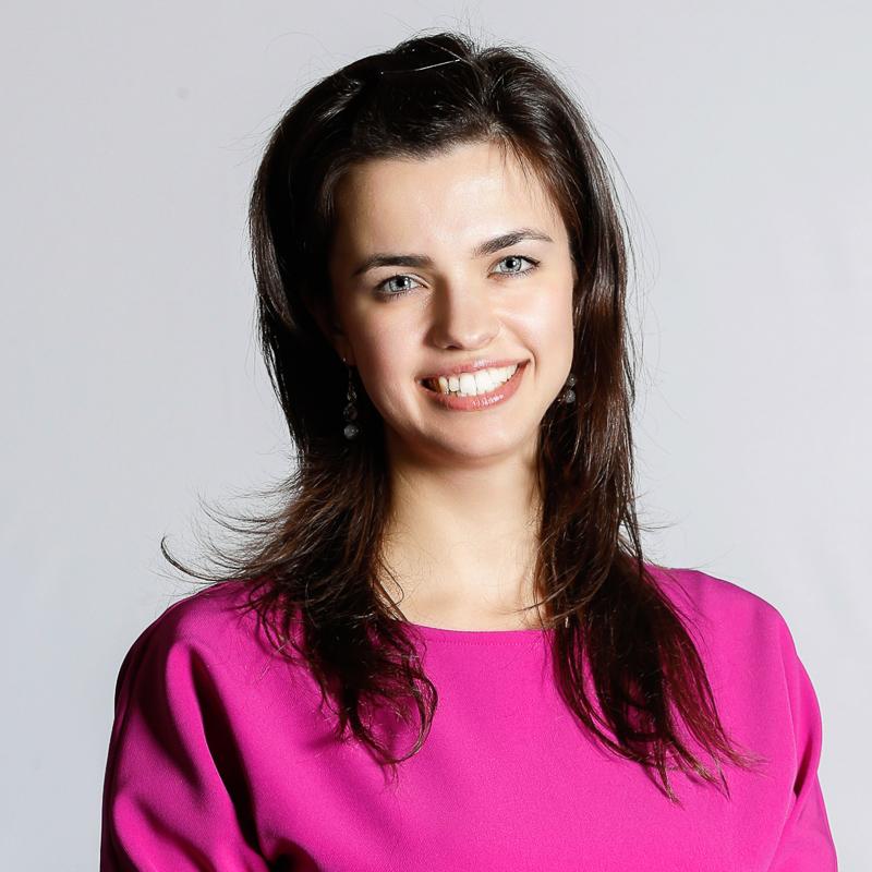 Ms. Yana Dmitrieva