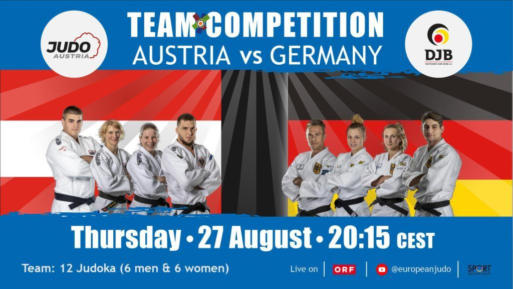 COUNTDOWN FOR AUSTRIA-GERMANY BATTLE CONTINUES