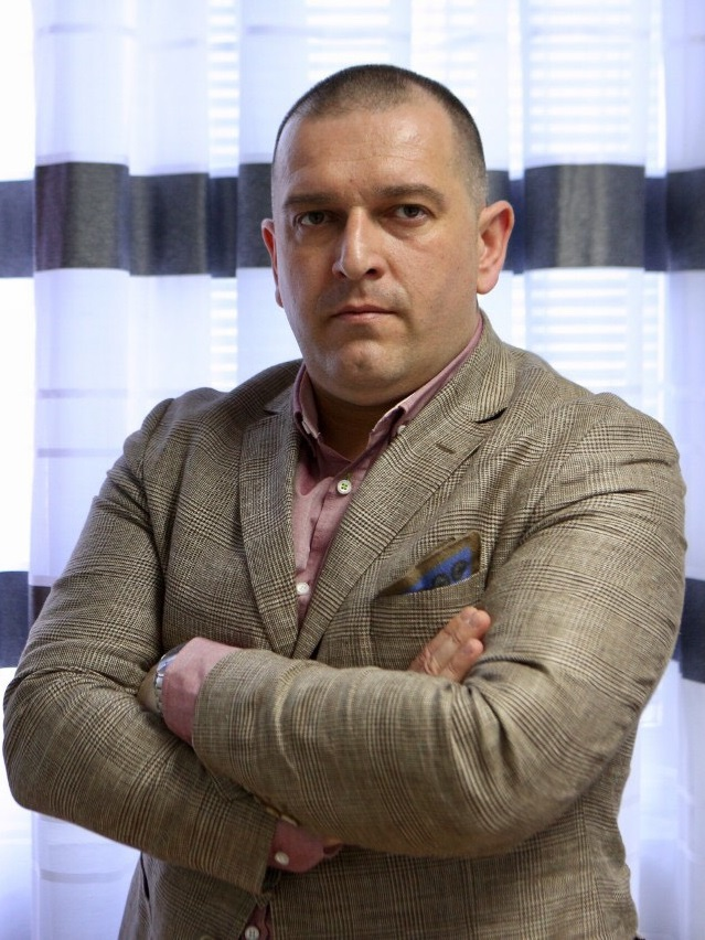 Mr. Andrija CADJENOVIC