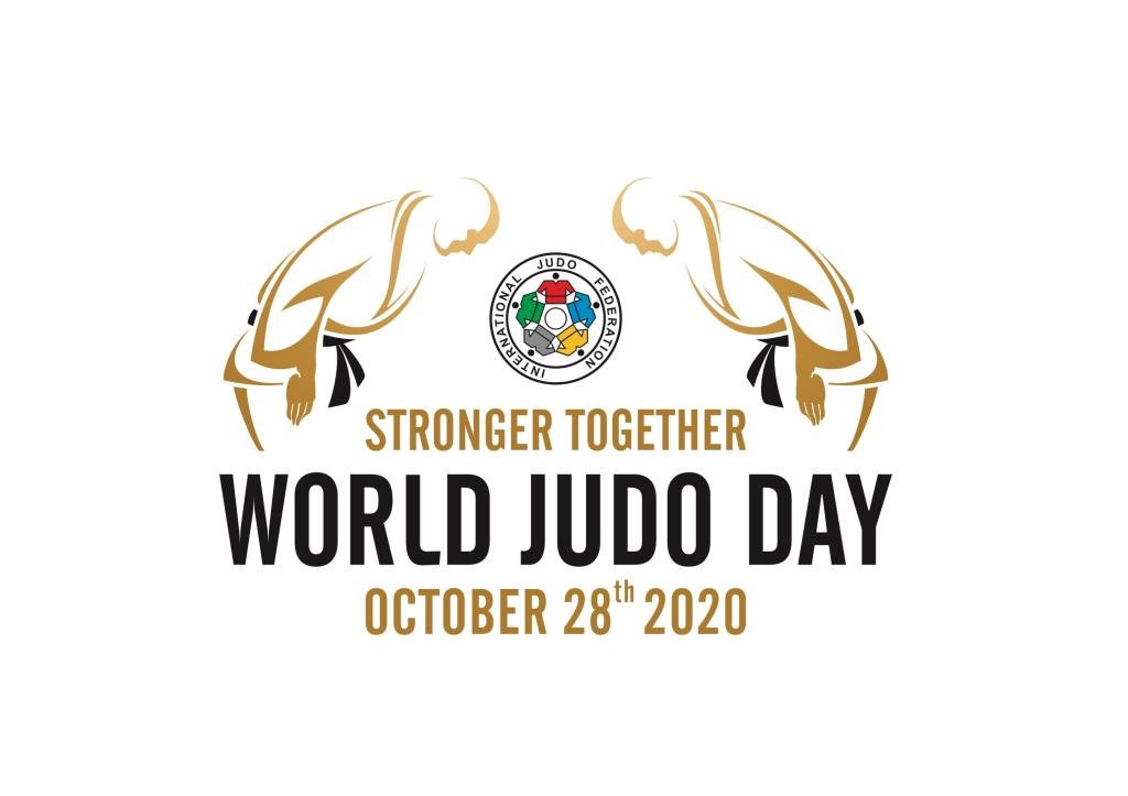 WORLD JUDO DAY: STRONG TOGETHER, STRONG APART