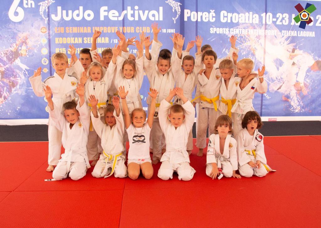 Judo Festival