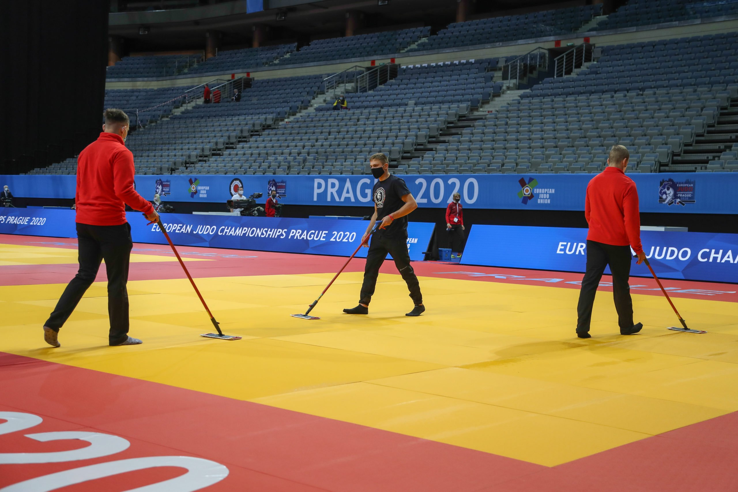 SITUATION IMPROVES FOR ARRIVALS AHEAD OF THE PRAGUE EUROPEAN OPEN
