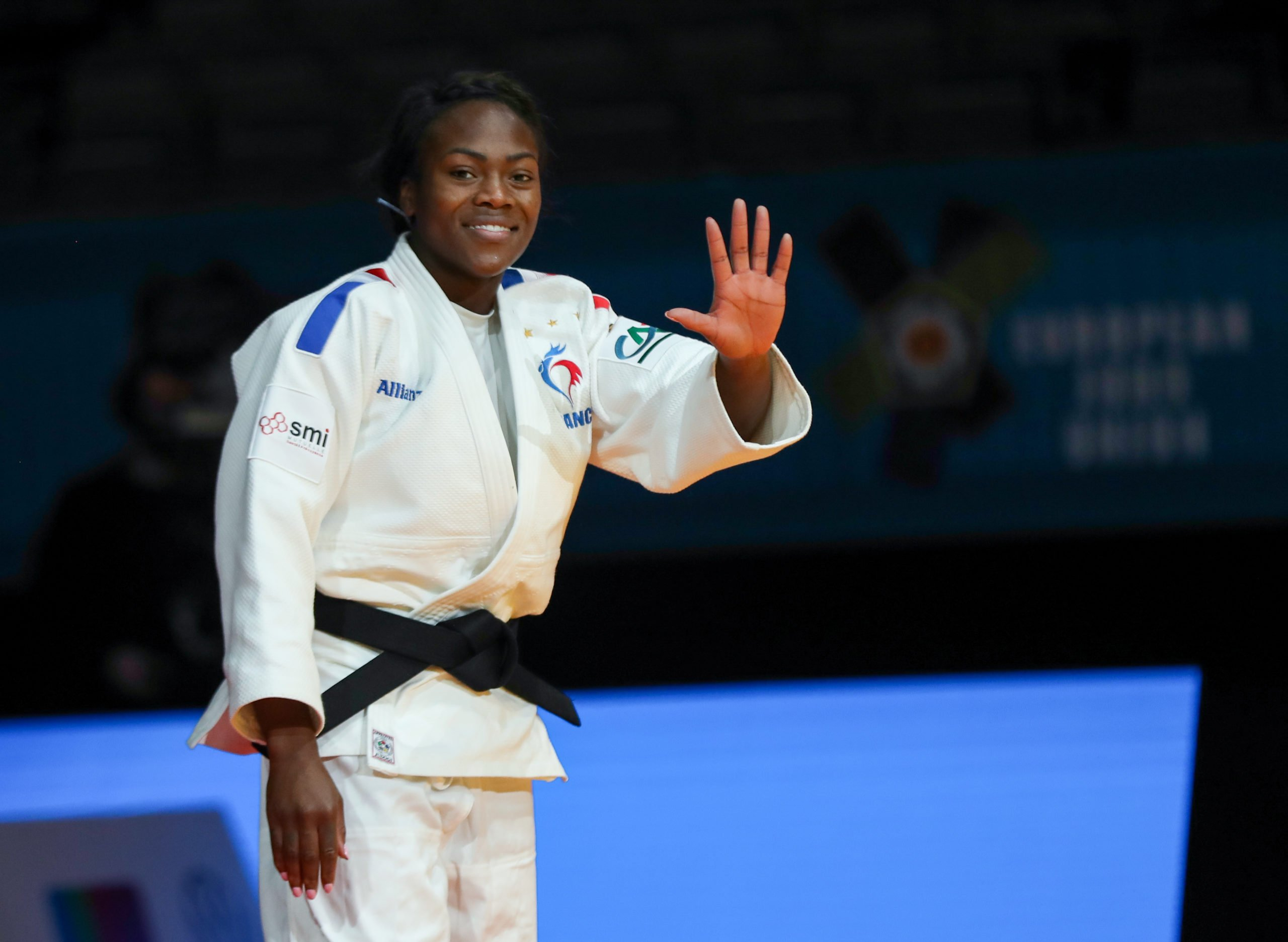 TOP-PLAYER: AGBEGNENOU CONTINUES HER SEIGE OF THE -63KG CATEGORY