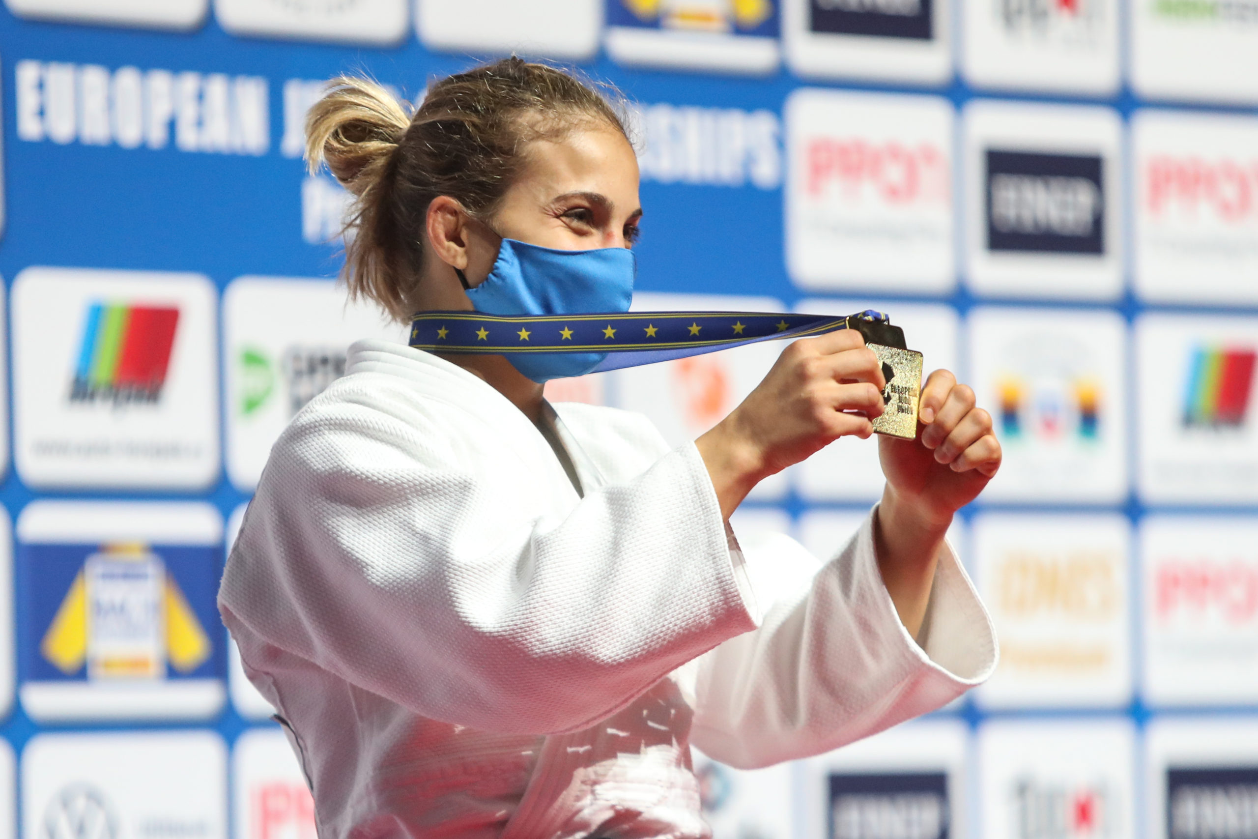GOLDEN GLORY FOR GIUFFRIDA AFTER SERIES OF DISASTERS