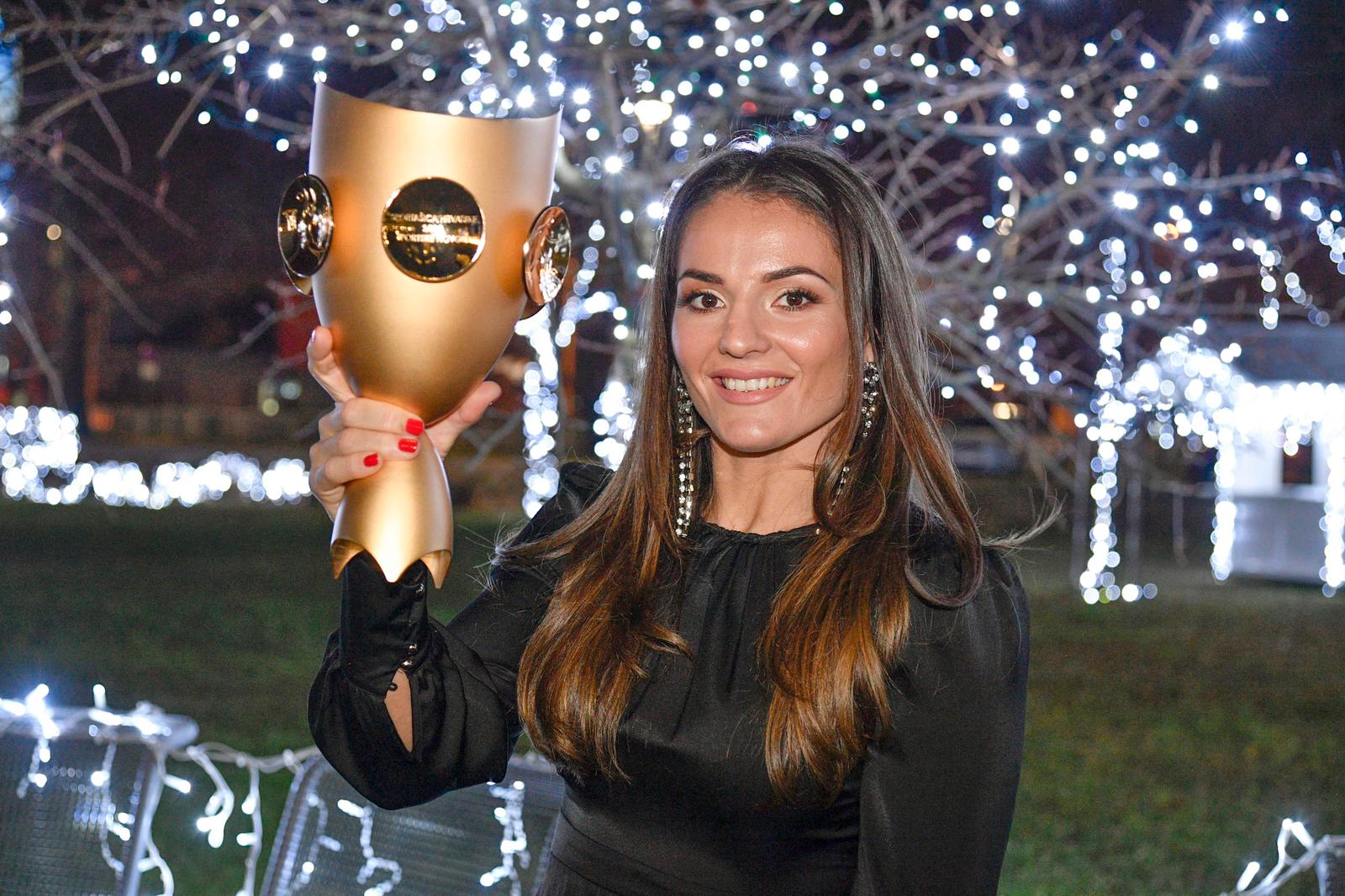 MATIC AND PRODAN ARE FEMALE ATHLETES OF THE YEAR