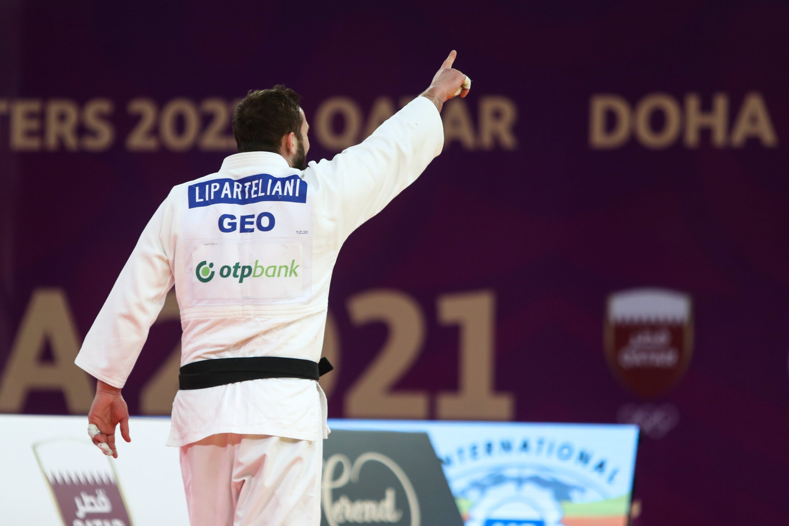 THIRD TIMES A CHARM FOR LIPARTELIANI SCORING DOHA MASTERS TITLE