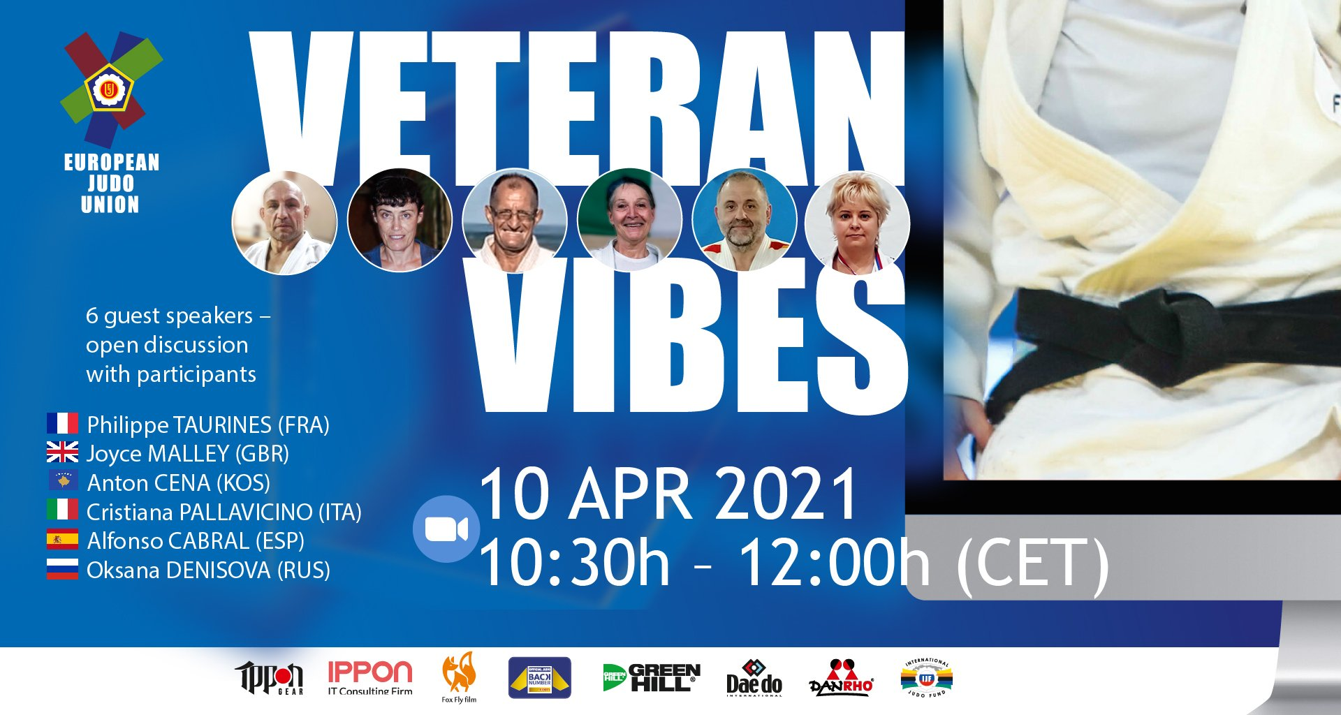 VETERAN VIBES INVITES PARTICIPANTS TO TOMORROWS EVENT