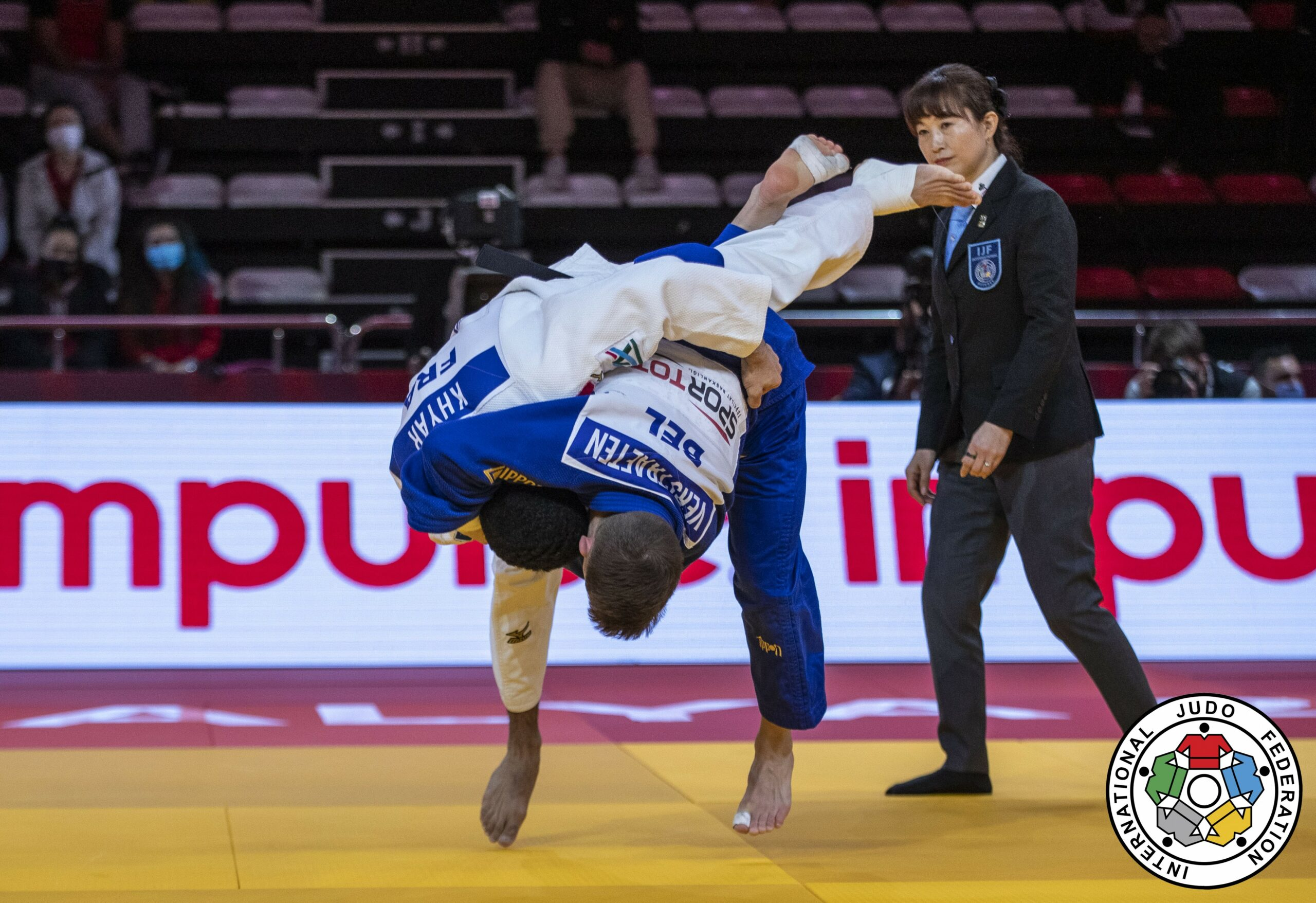 VERSTRAETEN HITS THE BIG TIME WITH GRAND SLAM GOLD IN ANTALYA