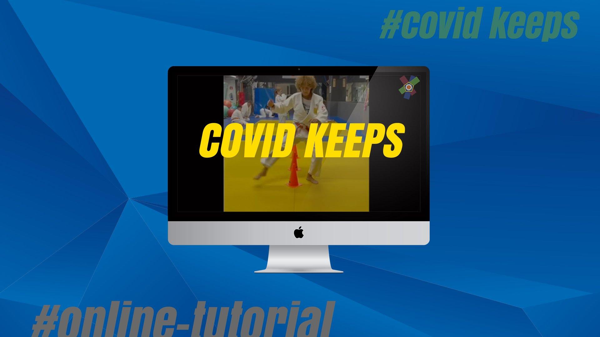 'COVID KEEPS' WITH CARMEN SOLANA